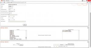 Data-log - Setting